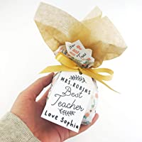 Teacher Gift | Bath Bomb | Personalised Thank you Gift