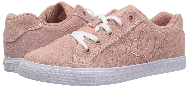 DC Women's Chelsea Se Skate Shoe B0785253M5 6.5 M US|Peach Parfait