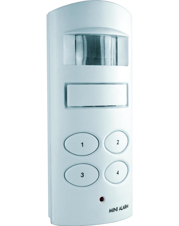 Smartwares SC86 - Alarma para casa con código: Amazon.es ...