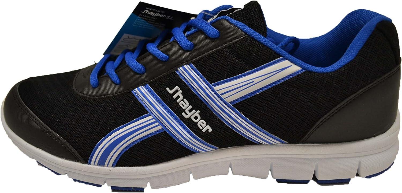 JHayber Racimo - Zapatillas de Running para Hombre (45): Amazon.es: Zapatos y complementos