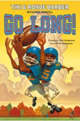 Go Long! (Barber Game Time Books) Kindle Edition