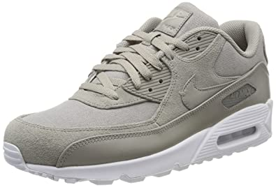 77316e9f3eb0 Nike Men s Air Max 90 Premium Trainers  Amazon.co.uk  Shoes   Bags