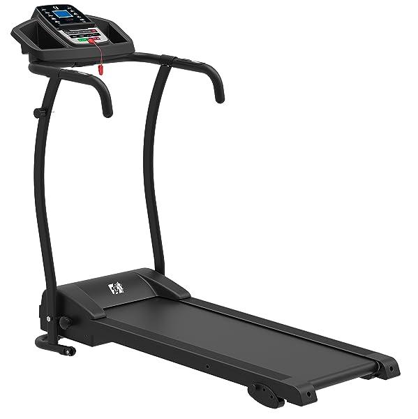 FIT4HOME Unisex SSJK-06 X-Lite II Treadmill