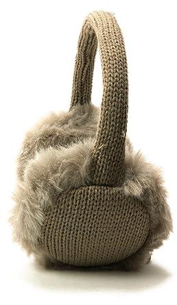 Mann Frauen Winter Ohrenschützer Wärmer gestrickt Schützer Ohr