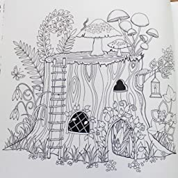Amazon Customer Reviews Enchanted Forest An Inky