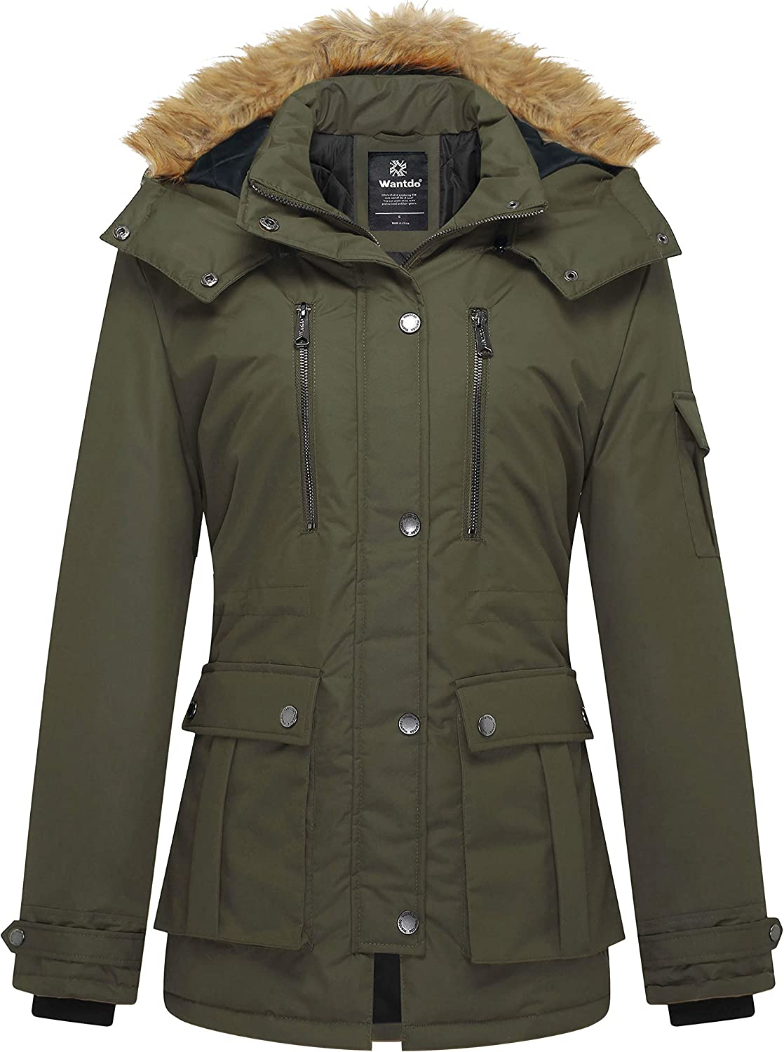 Where To Buy A Parka Jacket
