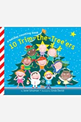 10 Trim-the-Tree'ers (Holiday Counting Books) Board book