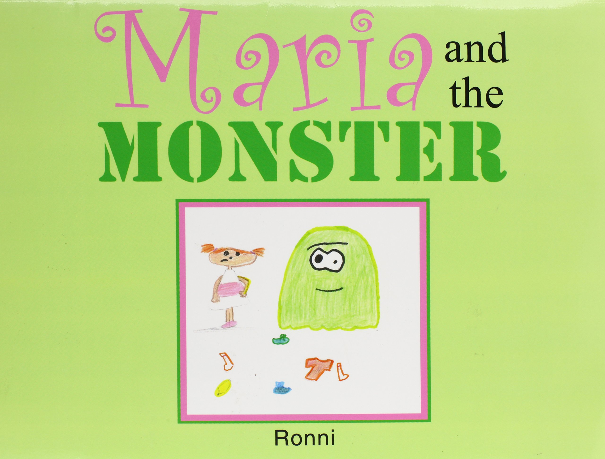 Read Online Maria and the Monster PDF