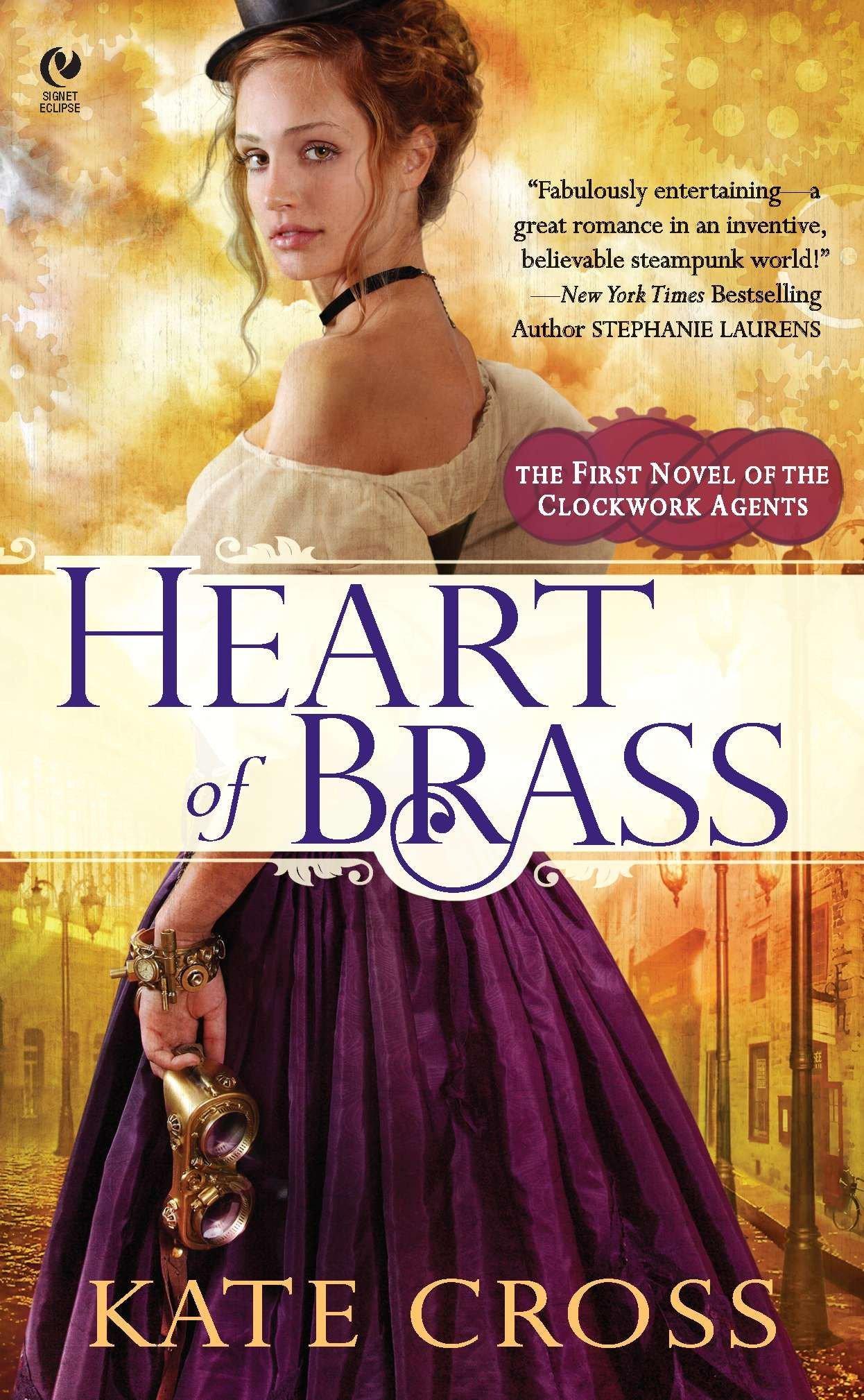 Download Heart of Brass (Clockwork Agents) pdf