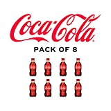 Coca-Cola Soda Soft Drink, 12 fl oz, 8 Pack