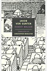 Jakob von Gunten (New York Review Books Classics Book 10) Kindle Edition
