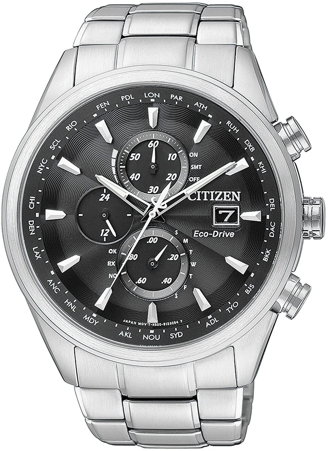 CITIZEN Uhren CITIZEN Herren AT8011-55E Eco-drive