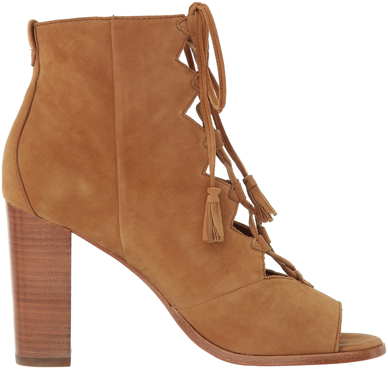FRYE Women's Gabby Ghillie Dress US|Camel Sandal B01JV69OZA 8 B(M) US|Camel Dress ac5198