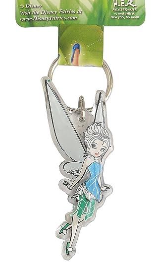 Amazon.com: Disney Fairies Periwinkle keychain- Campanilla ...