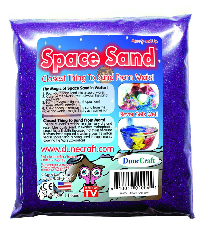 Dunecraft Space Sand 1 oz. Purple Science Kit