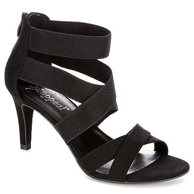 807d136c3e1c XAPPEAL Womens Elke High Heel Sandal Shoes
