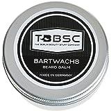 TBBSC Cera para barba | 60g | Fabricado en Alemania | El bálsamo de cuidado y peinado de barba