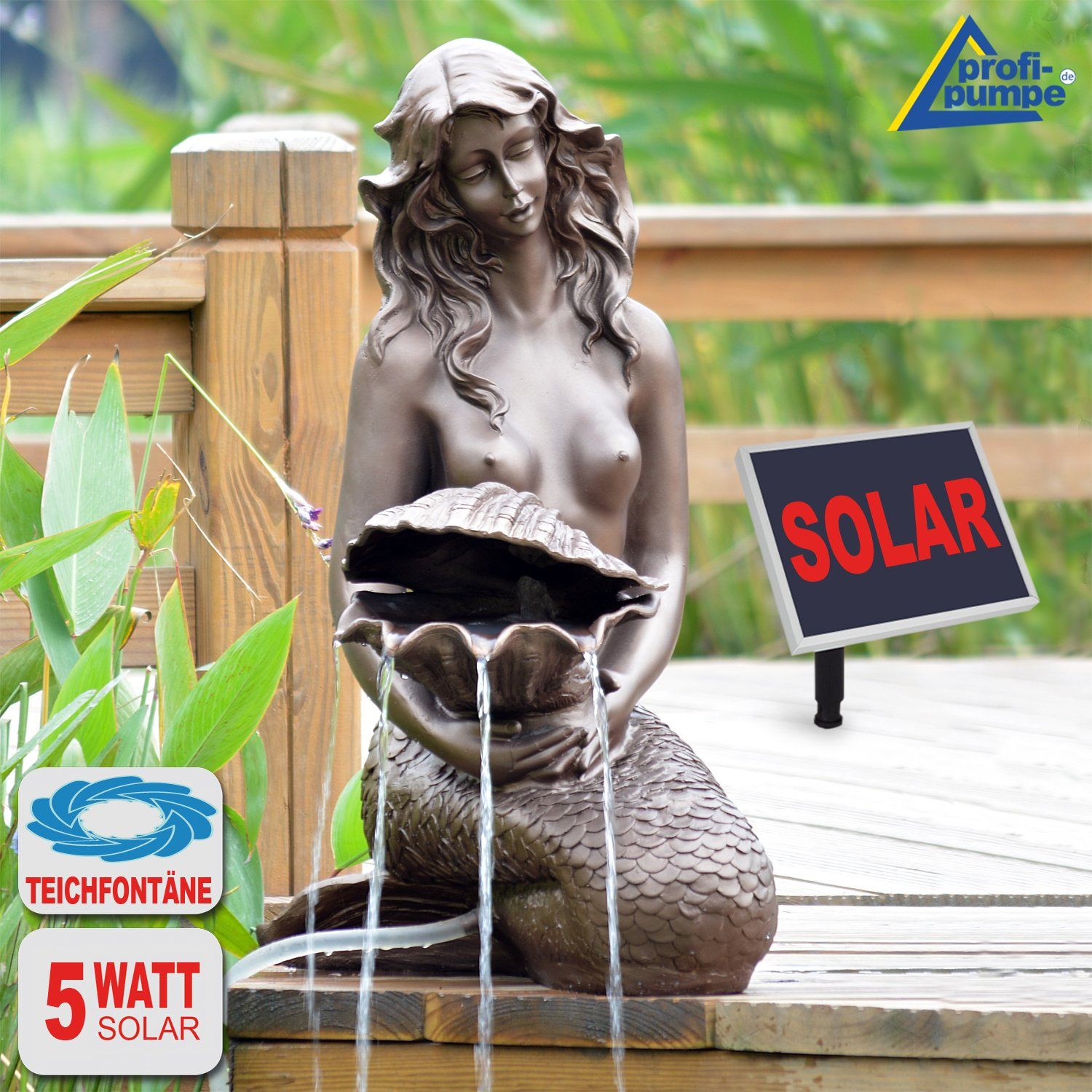 SOLAR FEATURES FOR THE GARDEN - OUTDOOR image 6