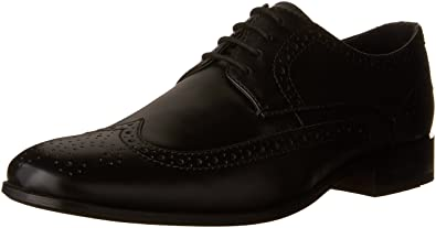 Bostonian Men's Alito Oxford,Black,8 M US