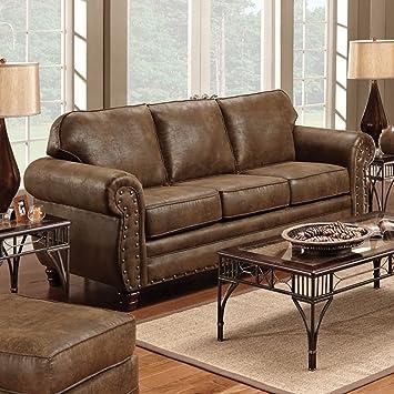 Amazon.com: Muebles de American Classics Sedona sofá ...