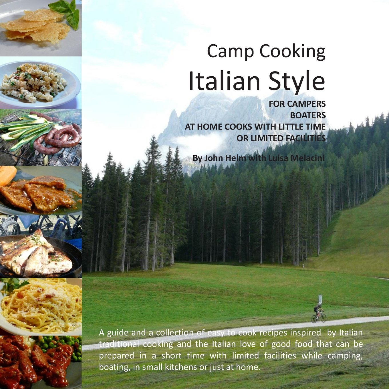 Camp Cooking Italian Style
