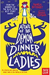 Attack of the Demon Dinner Ladies (Baby Aliens) Kindle Edition