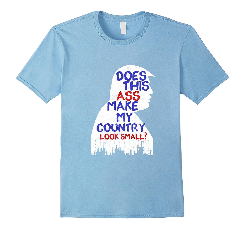 Cute Funny Country small T Shirt-Xalozy