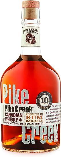 PIKE CREEK Whisky - 1 x 0.7 l