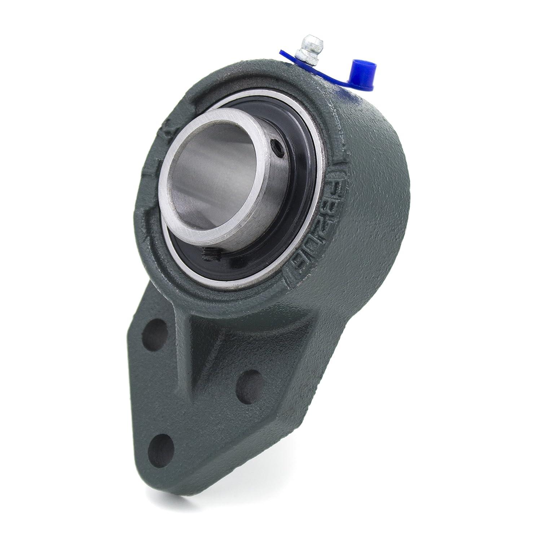 Flanschlager UCFB205 Hauptabmessungen nach internationaler Norm /Ø 25 mm