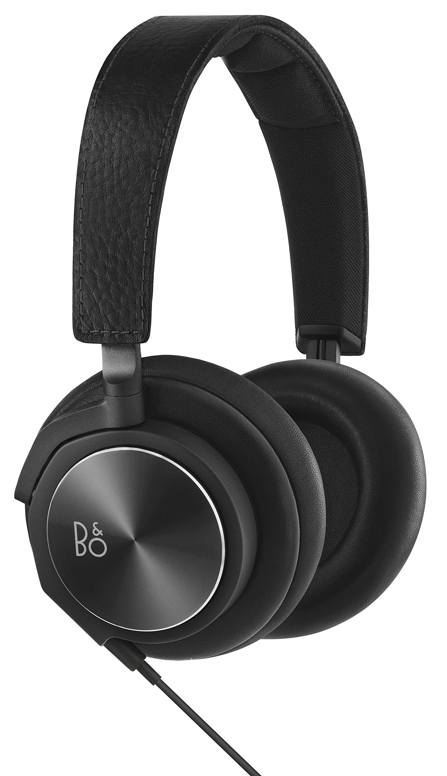 B&O PLAY by Bang & Olufsen Beoplay H6 Over-Ear Wired Headphone, 2nd Generation (Black) by B&O PLAY by Bang & Olufsen