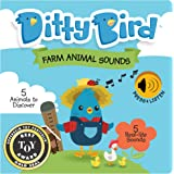 Our Best Interactive Noisy Farm Animals First Year Baby Book. Educational Musical Toys for one Year Old. Sound Books for…