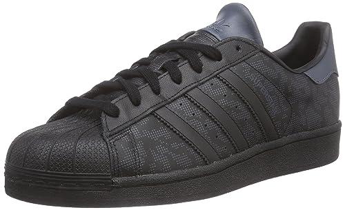 adidas Originals Zapatillas Para Hombre, Color Negro, Talla 29 EU