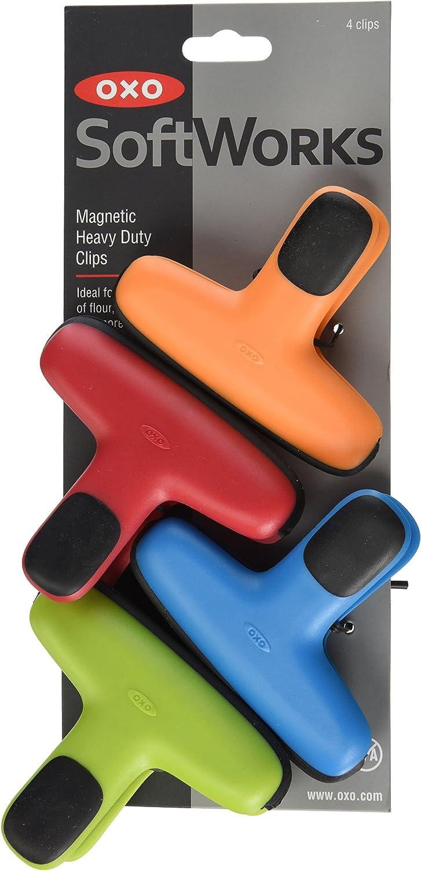OXO 108911 Clip Set, Multicolor