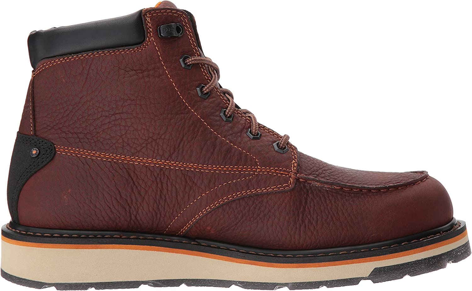 Timberland PRO Chaussure 6 Gridworks WP pour Homme, 42.5 2E EU, Dark Brown