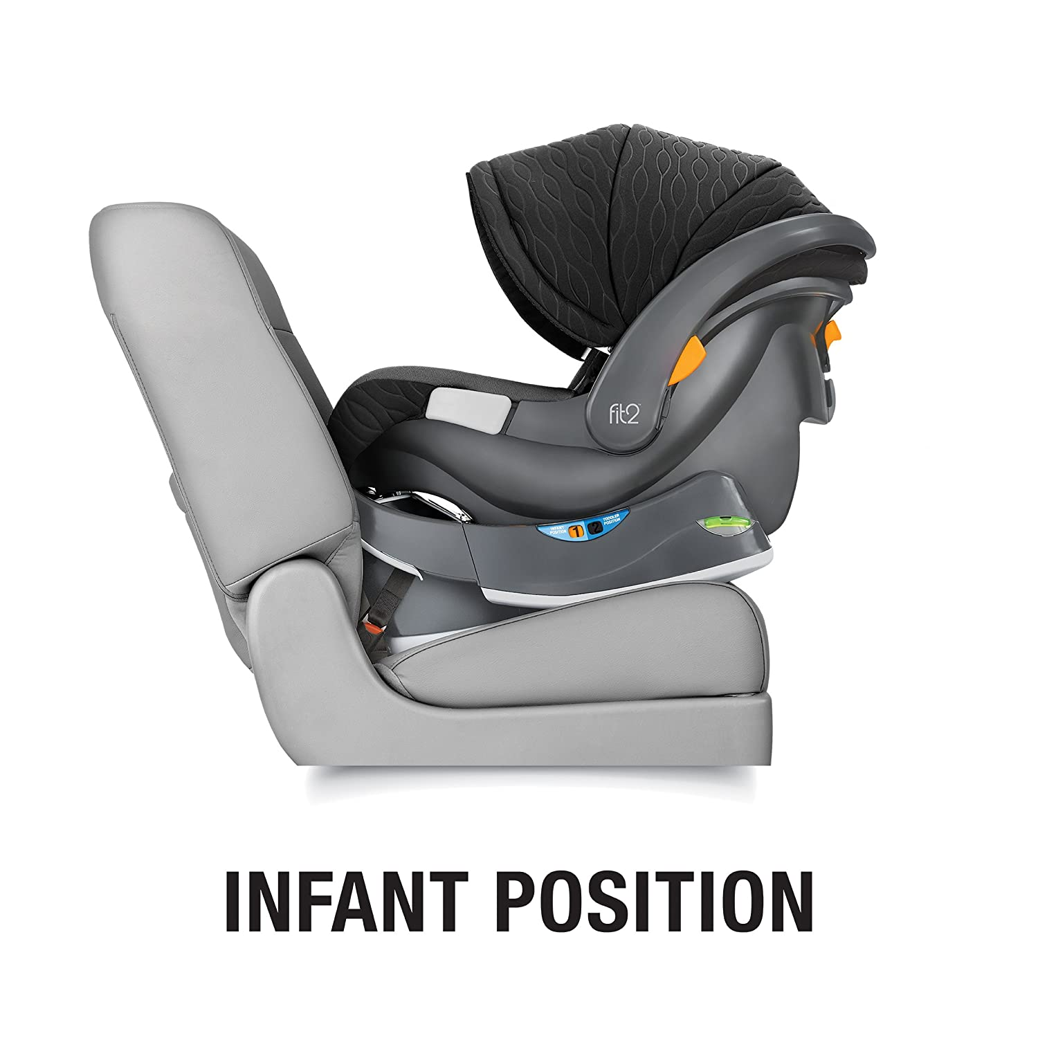 Chicco Fit2 Infant Toddler Car Seat, Arietta