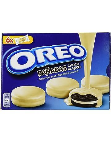Oreo Bañadas Galletas Cubiertos de Chocolate Blanco - 246 g