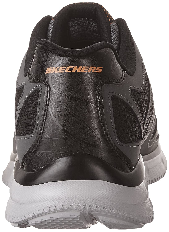 Skechers Verse - Flash Flash - Point Grau 398fb2