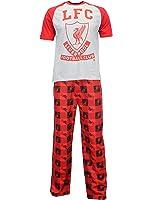 Liverpool Mens Liverpool Football Club Pyjamas