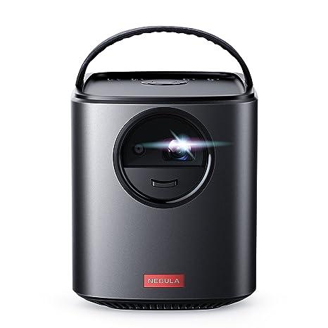 Amazon.com: Nebula, por Anker, Mars II 300 ANSI lm proyector ...