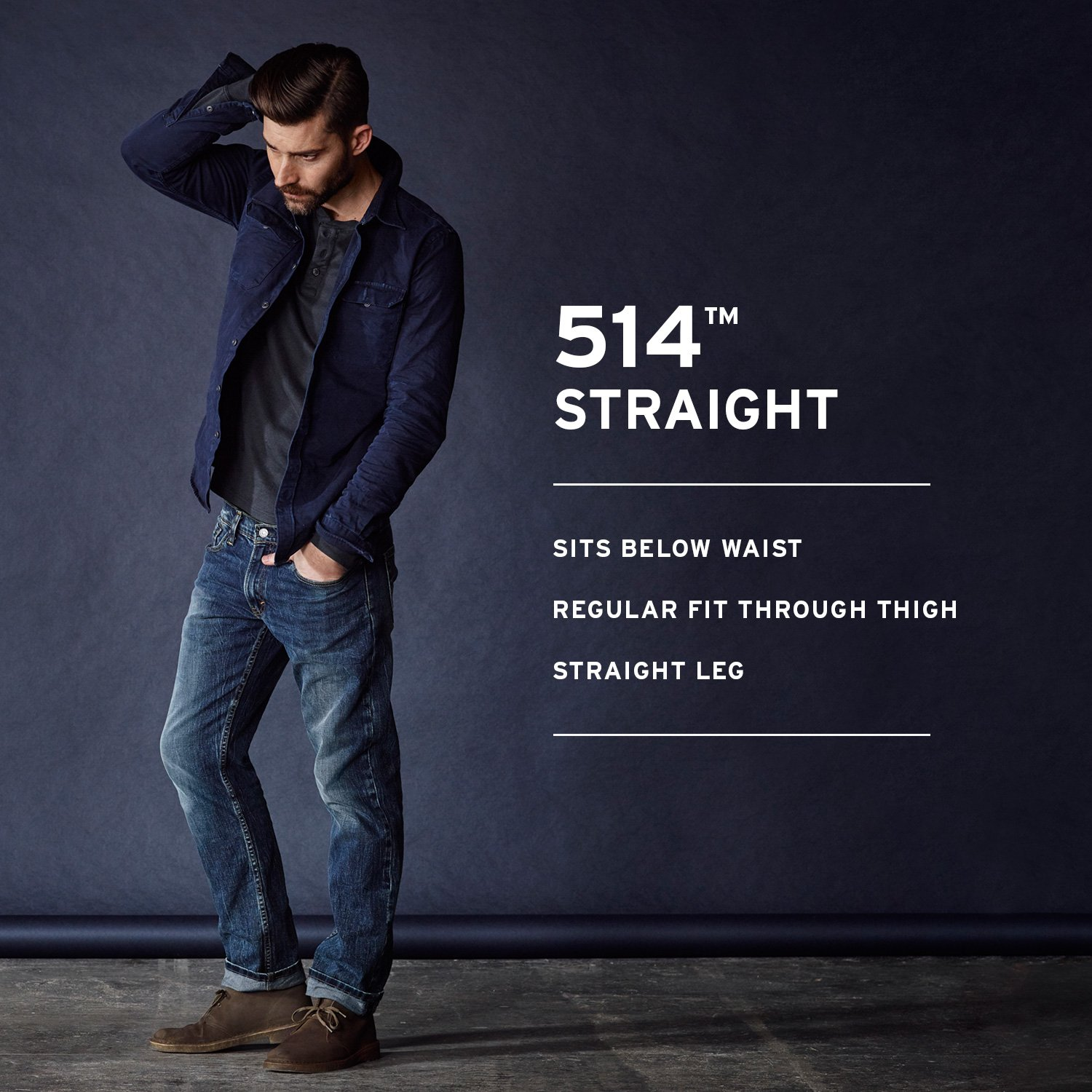 a5854e08271 514 Straight Fit Pant at Amazon Men s Clothing store