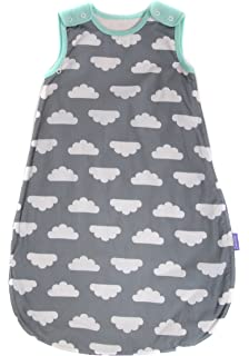 Babasac, diseño Baby Sleeping Bag (18 a 36 meses, color gris/azul