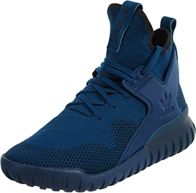 agujas del reloj Asalto arrastrar  Amazon.com | adidas Men's Tubular X PK Originals Basketball Shoe | Shoes