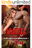 Arantxa (Alien Abductions Book 1)