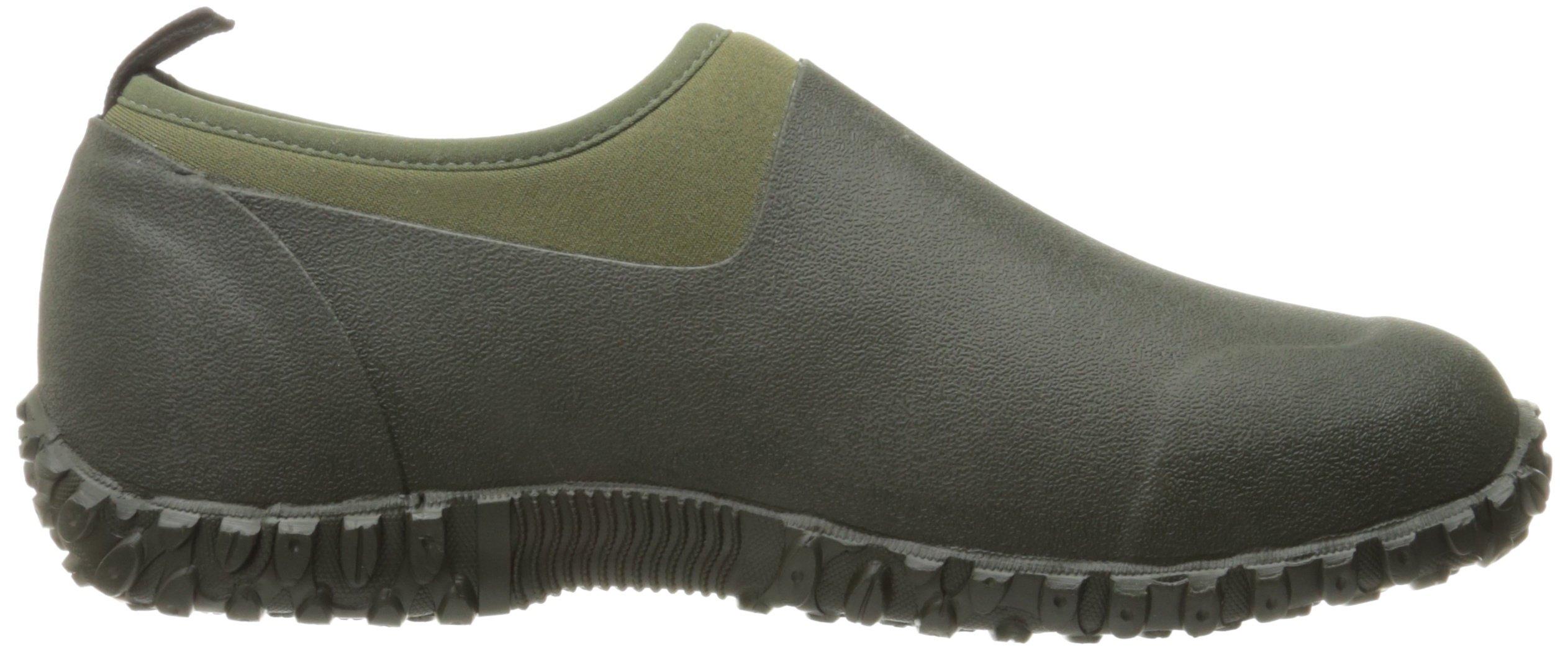 Muckster ll Men's Rubber Garden Shoes,Moss/Green,7 US/7-7.5 M US by Muck Boot (Image #8)