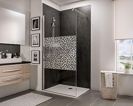 Schulte paroi de douche à l\'italienne, Walk In, sans ...