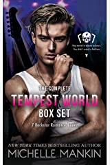 The Complete Tempest World Box Set: 7 Rockstar Romance Books Kindle Edition