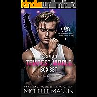 The Complete Tempest World Box Set: 7 Rockstar Romance Books