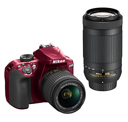 The 8 best nikon d3400 dslr camera with 18 55mm lens red