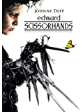 EDWARD SCISSORHANDS MOVIE POSTER PRINT APPROX SIZE 12X8 INCHES