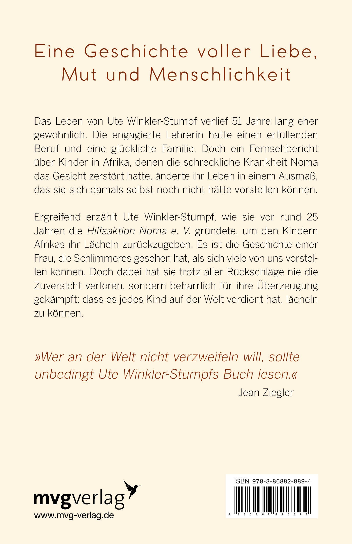 Das geschenkte Lächeln: Mein Einsatz für Kinder in Afrika: Amazon.de: Ute  Winkler-Stumpf, Gertrud Teusen: Bücher